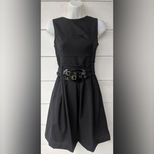Dresses & Skirts - 3.1 Phillip Lim Sleeveless Double Belted Dress, 2